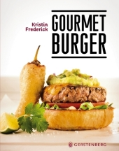 Gourmet Burger Cover