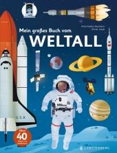 Mein großes Buch vom Weltall Cover