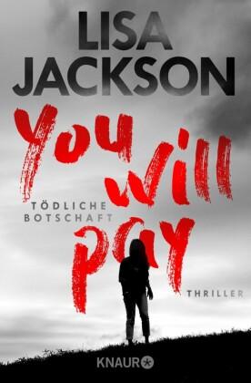You will pay - Tödliche Botschaft
