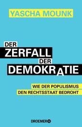 Der Zerfall der Demokratie Cover
