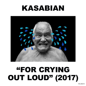 """For Crying Out Loud"" (2017), 1 Audio-CD"