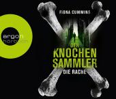 Der Knochensammler - Die Rache, 6 Audio-CDs Cover