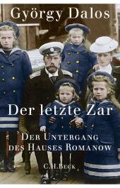 Der letzte Zar Cover