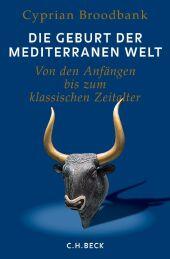 Die Geburt der mediterranen Welt Cover