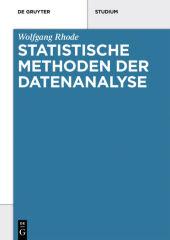 Statistische Methoden der Datenanalyse