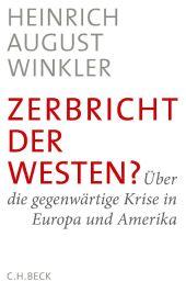 Zerbricht der Westen? Cover