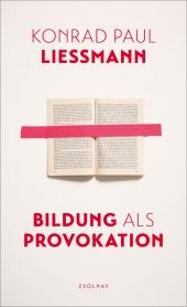Bildung als Provokation Cover