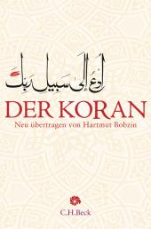 Der Koran (Übersetzung Bobzin) Cover