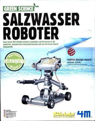 Green Science, Salzwasser Roboter (Experimentierkasten)