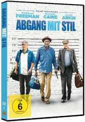 Abgang mit Stil, 1 DVD Cover