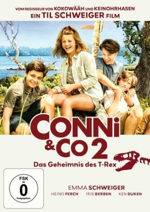 Conni & Co 2 - Das Geheimnis des T-Rex, 1 DVD
