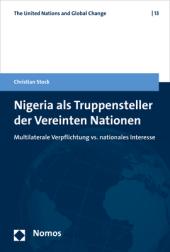 Nigeria als Truppensteller der Vereinten Nationen