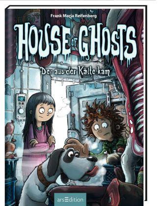 House of Ghosts - Der aus der Kälte kam