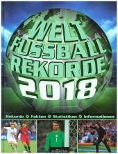 Welt-Fußball-Rekorde 2018 Cover