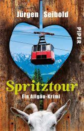 Spritztour Cover