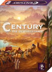 Century - Die Gewürzstraße (Spiel) Cover
