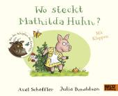 Wo steckt Mathilda Huhn? Cover