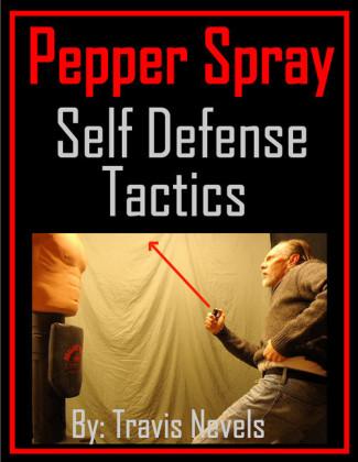 Pepper Spray Self Defense Tactics