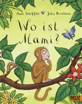 Wo ist Mami? Cover