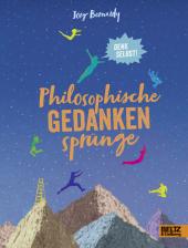 Philosophische Gedankensprünge Cover
