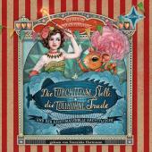 Die furchtlose Nelli, die tollkühne Trude und der geheimnisvolle Nachtflieger, 3 Audio-CDs Cover