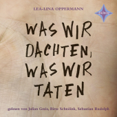 Was wir dachten, was wir taten, 3 Audio-CDs Cover