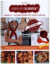Kinderleichte Becherküche - Kleine Gerichte ganz groß! Cover