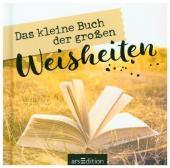 Das kleine Buch der großen Weisheiten Cover