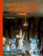 Plötzlich war Lysander da Cover