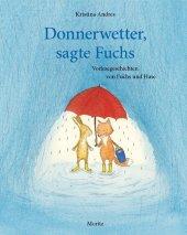 Donnerwetter, sagte Fuchs Cover