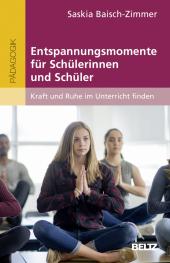 Entspannungsmomente für Schülerinnen und Schüler Cover