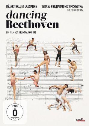 Dancing Beethoven, 1 DVD (OmU)