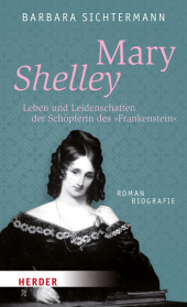 Mary Shelley Cover