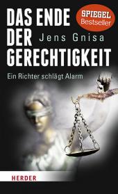Das Ende der Gerechtigkeit Cover