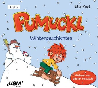 Pumuckl Wintergeschichten, 2 Audio-CDs