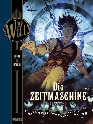 H.G. Wells - Die Zeitmaschine
