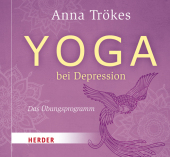 Yoga bei Depression, 1 Audio-CD Cover