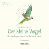 Der kleine Vogel, der ausflog und zu sich selbst zurückfand, 3 Audio-CDs Cover