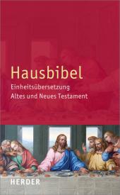 Hausbibel, revidierte Einheitsübersetzung, m. Fotos Cover