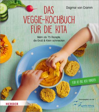 Das Veggie-Kochbuch für die Kita