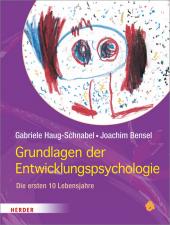 Grundlagen der Entwicklungspsychologie Cover