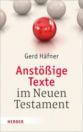 Anstößige Texte im Neuen Testament Cover