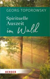Spirituelle Auszeit im Wald Cover
