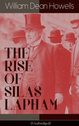 THE RISE OF SILAS LAPHAM (Unabridged)