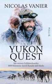 Abenteuer Yukon Quest Cover