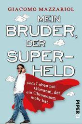 Mein Bruder, der Superheld Cover