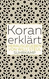 Koran erklärt Cover