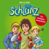 Der Schlunz - Die Hörspielsammelbox, 7 Audio-CDs Cover