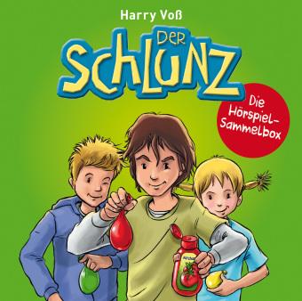 Der Schlunz - Die Hörspielsammelbox, 7 Audio-CDs