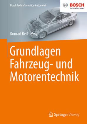 Grundlagen Fahrzeug- und Motorentechnik